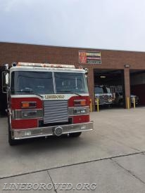 Engine 73 standby at United 33 (Adams County)