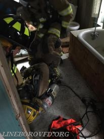 RIT Training - Station 4 Acquired Structure