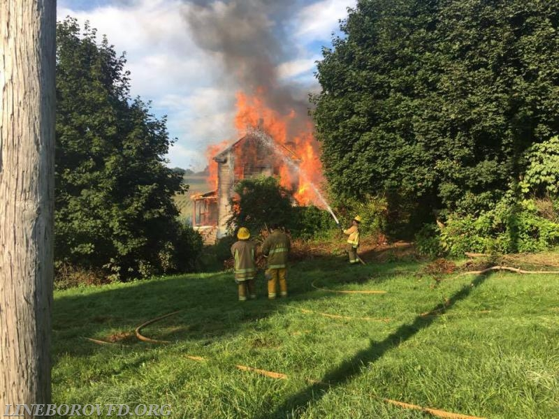 2017-13-08 Acquired Structure Exterior Burn