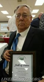 "Earl ""Tim"" Warehime - CCVESA Hall of Fame"
