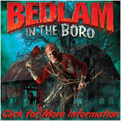 Bedlam in the Boro